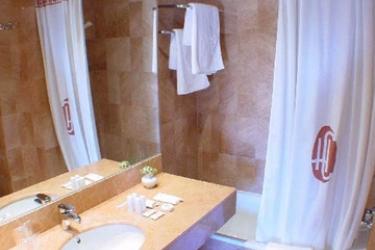 Hotel Caledonian: Bagno BARCELLONA