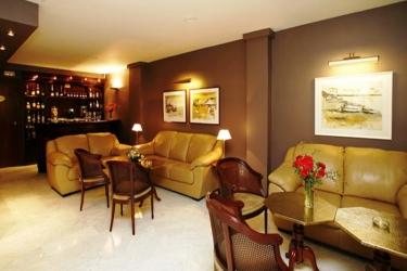 Hotel Caledonian: Bar BARCELLONA