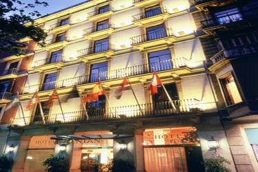 Hotel Caledonian: Esterno BARCELLONA