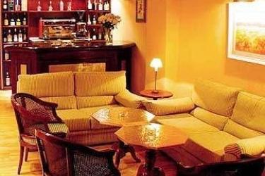 Hotel Caledonian: Lounge Bar BARCELLONA
