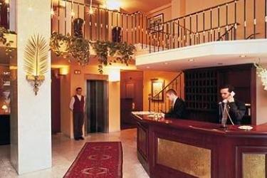 Hotel Caledonian: Reception BARCELLONA