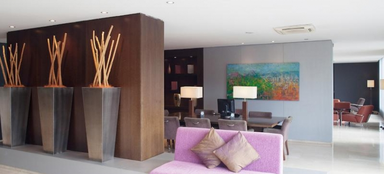 Hotel Ciutat Martorell: Lobby BARCELONA