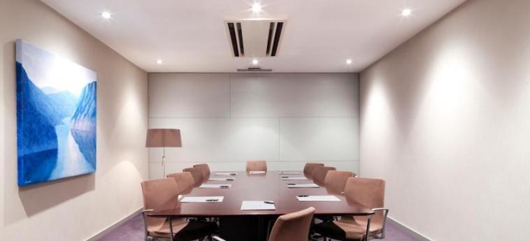 Hotel Ciutat Martorell: Sala de conferencias BARCELONA