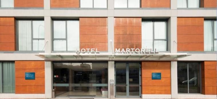 Hotel Ciutat Martorell: Exterior BARCELONA