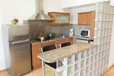 Mh Apartments S. Familia: Desayuno BARCELONA