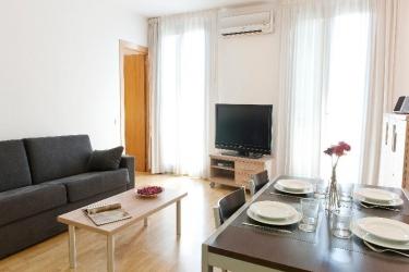 Mh Apartments S. Familia: Habitación BARCELONA