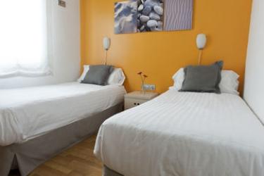 Mh Apartments S. Familia: Patio BARCELONA