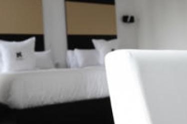 Hotel Amra Barcelona Caspe: Habitaciòn Junior Suite BARCELONA