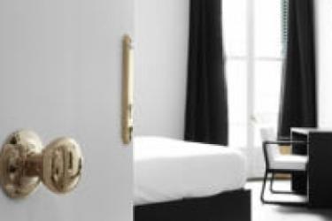 Hotel Amra Barcelona Caspe: Habitación Singula BARCELONA