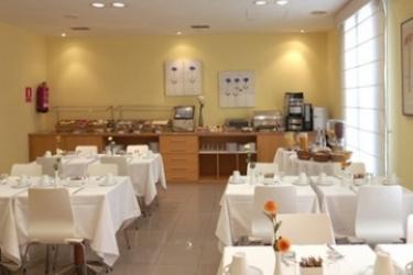 Bcn Urbany Hotels Gran Ducat : Breakfast Room BARCELONA