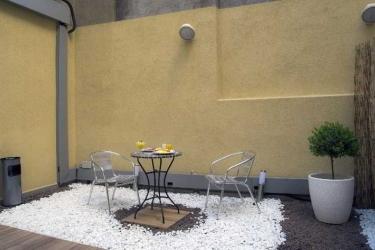 Bcn Urbany Hotels Gran Ducat : Terrace BARCELONA