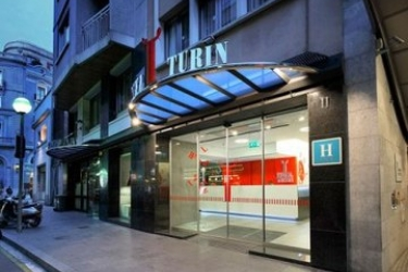 Hotel Turin: Außen BARCELONA