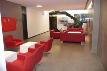 Hotel Turin: Empfang BARCELONA