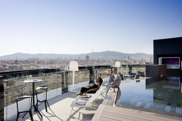 Hotel Barcelo Raval Barcelona Book With Hotelsclick Com