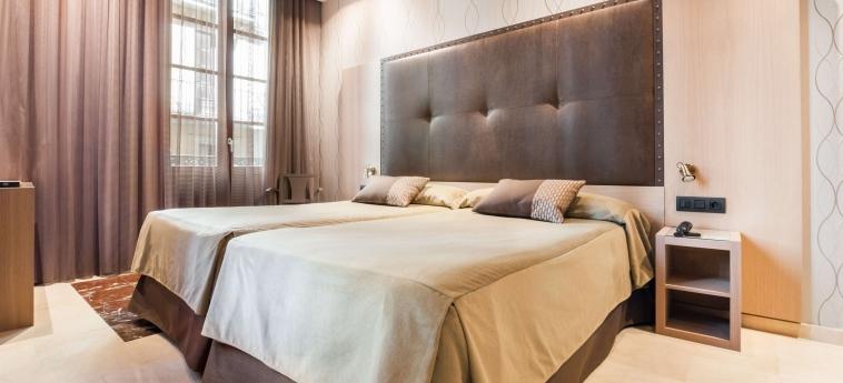 Gran Hotel Barcino: Habitaciòn Gemela BARCELONA