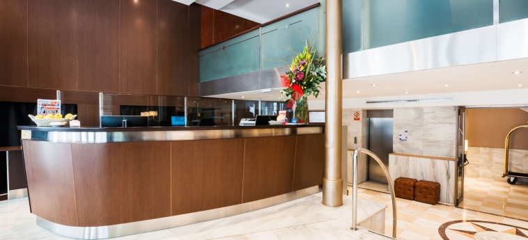 Gran Hotel Barcino: Reception BARCELONA