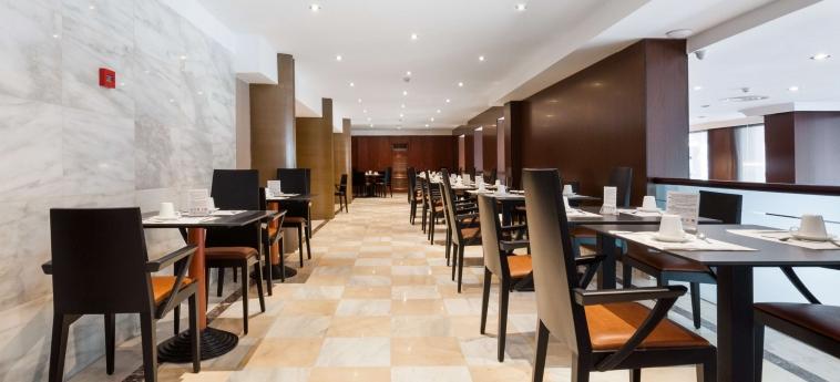 Gran Hotel Barcino: Sala de Desayuno BARCELONA