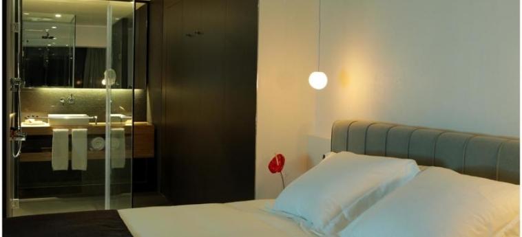 Hotel Ohla Barcelona: Bathroom BARCELONA