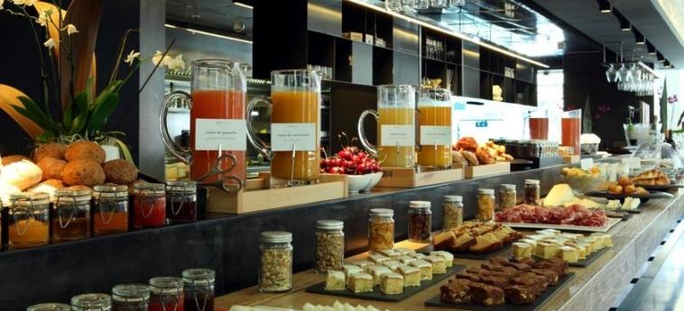 Hotel Ohla Barcelona: Buffet BARCELONA