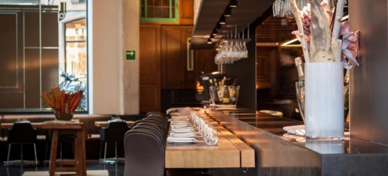Hotel Ohla Barcelona: Indoor Bar BARCELONA