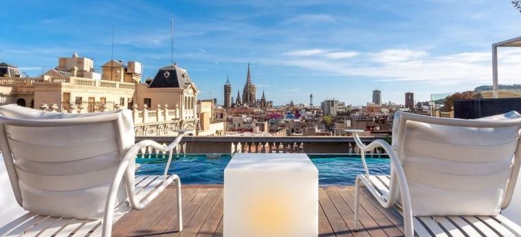 Hotel Ohla Barcelona: Overview BARCELONA