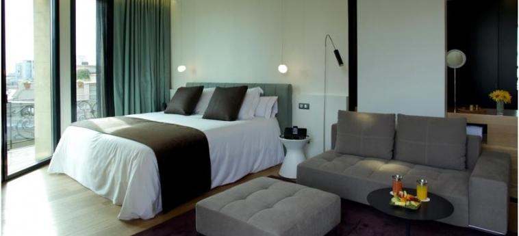 Hotel Ohla Barcelona: Room - Double BARCELONA