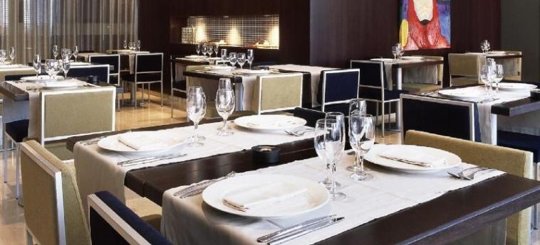 Hotel Ciutat Martorell: Restaurant BARCELONE