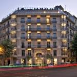 AXEL HOTEL BARCELONA & URBAN SPA 4 Etoiles