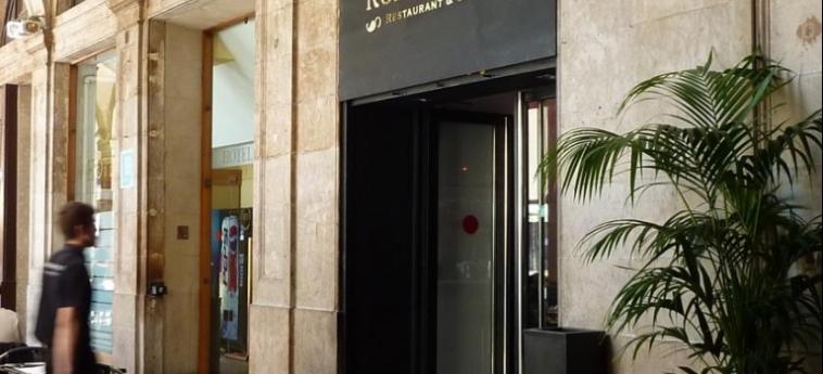 Hotel Roma Reial: Extérieur BARCELONE