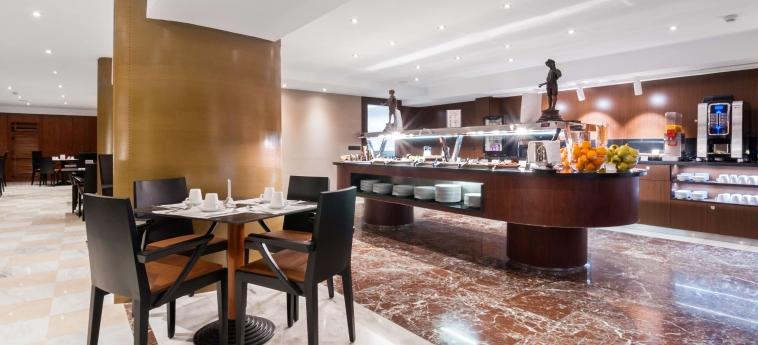 Gran Hotel Barcino: Buffet BARCELONE