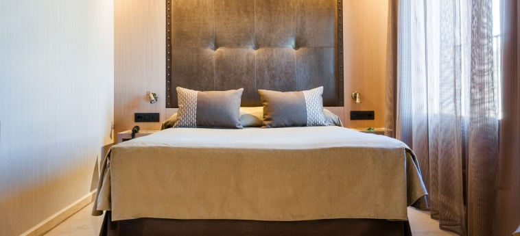 Gran Hotel Barcino: Chambre Unique BARCELONE