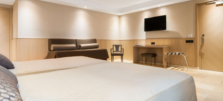 Gran Hotel Barcino: Chambre BARCELONE