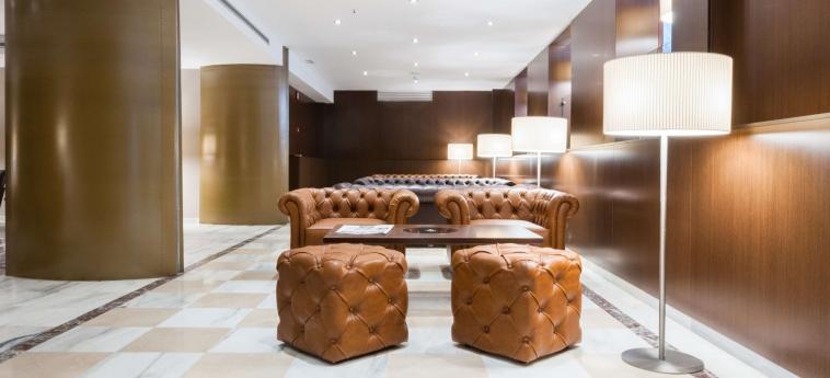 Gran Hotel Barcino: Detail BARCELONE