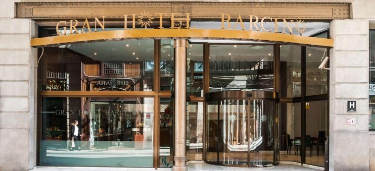 Gran Hotel Barcino: Entrée BARCELONE