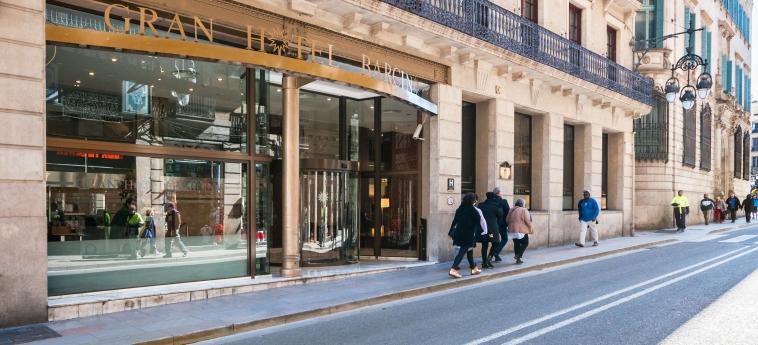 Gran Hotel Barcino: Extérieur BARCELONE