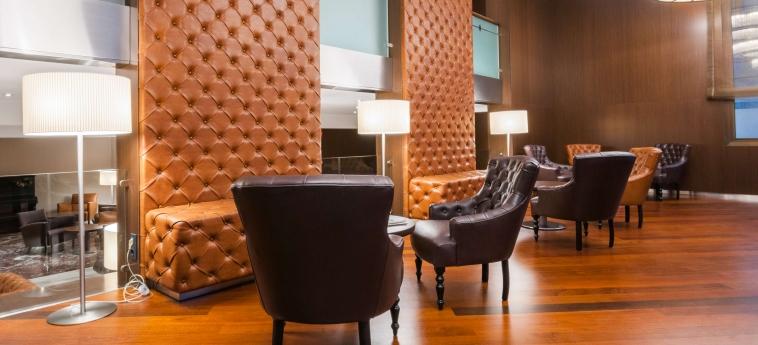 Gran Hotel Barcino: Lobby BARCELONE
