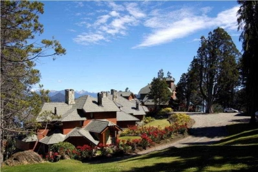 Hotel Charming Luxury Lodge & Private Spa: Exterieur BARILOCHE