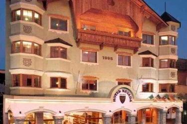 Hotel Nevada: Esterno BARILOCHE
