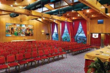 Hotel Nevada: Sala Conferenze BARILOCHE