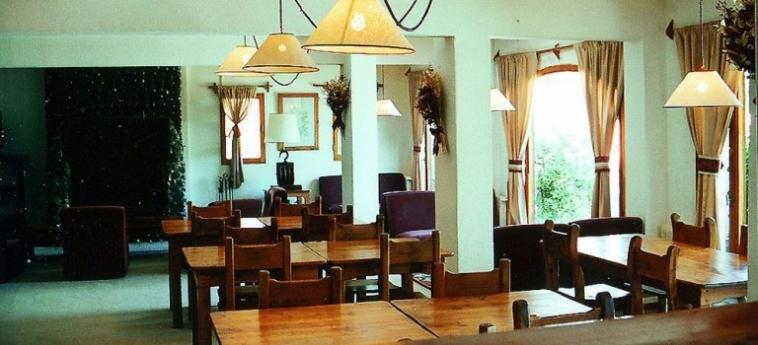 Hotel Soft Catedral: Affresco BARILOCHE