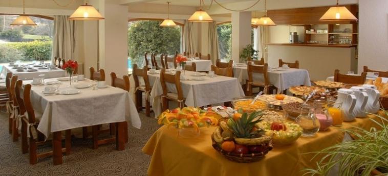 Hotel Soft Catedral: Sala Colazione BARILOCHE