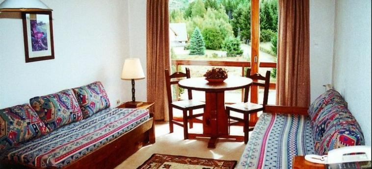 Hotel Soft Catedral: Winter Garden BARILOCHE