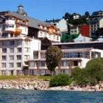 Hotel Cacique Inacayal Lake