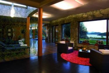 Hotel Rochester Bariloche: Lobby BARILOCHE