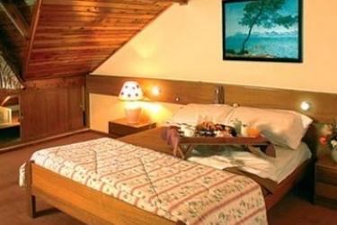 Hotel Amancay: Chambre BARILOCHE
