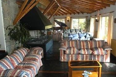 Hotel Amancay: Hall BARILOCHE