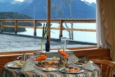 Hotel Amancay: Restaurant BARILOCHE