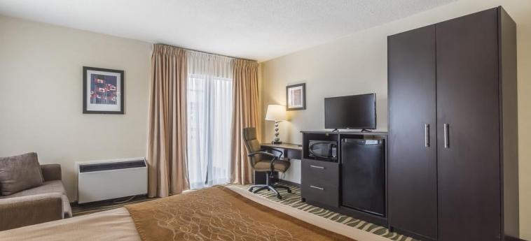 Hotel Comfort Inn Barrie: Dettagli Strutturali BARRIE - ONTARIO