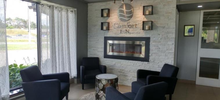 Hotel Comfort Inn Barrie: Hall BARRIE - ONTARIO