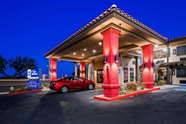 Hotel Best Western Desert Villa: Exterieur BARSTOW (CA)